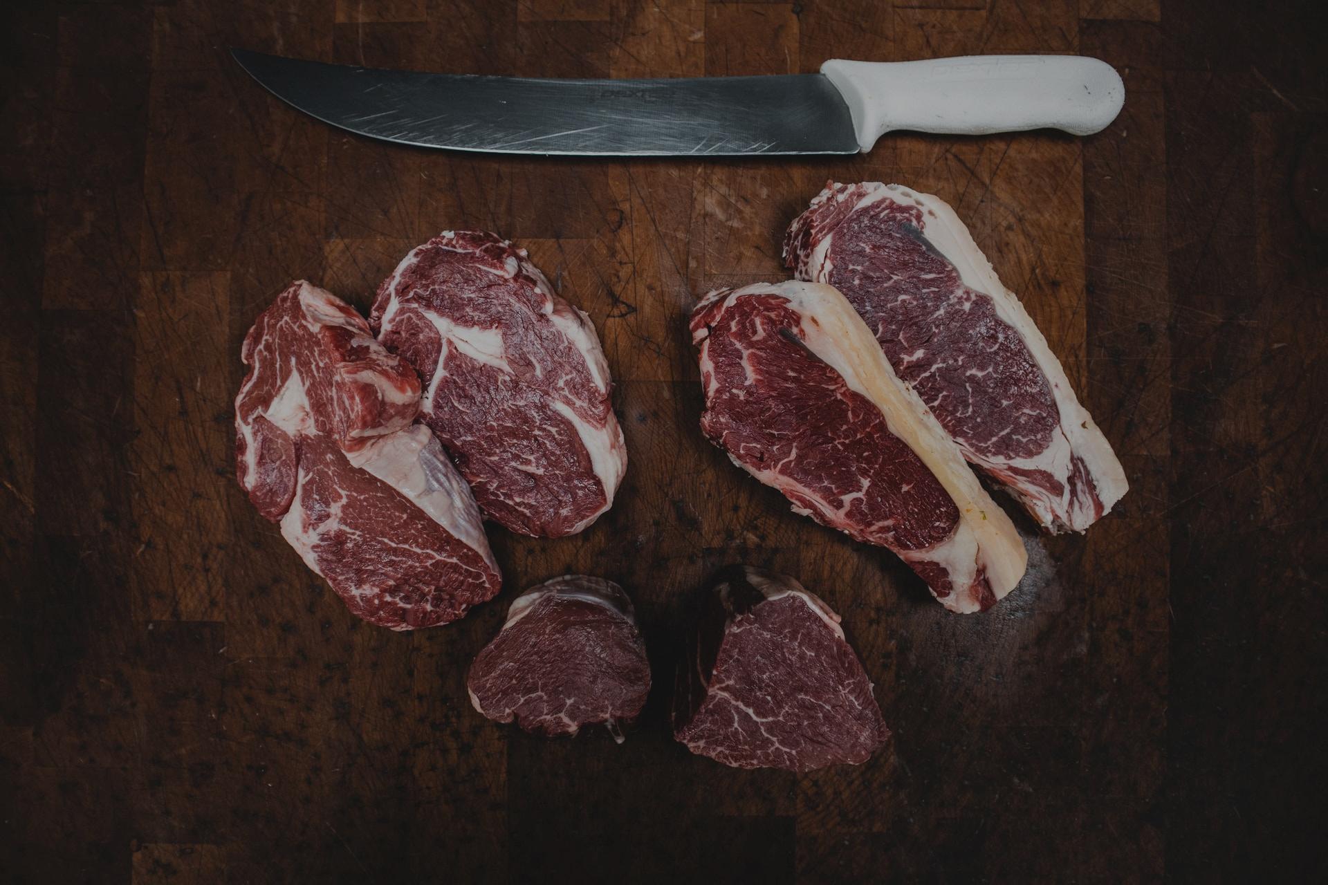 Steki - Podbeskidzka wołowina
