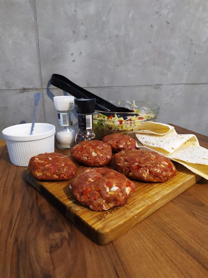 Przepis na hamburgery z wołowiną - Podbeskidzka Wołowina